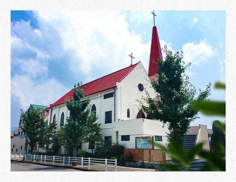 日本キリスト教団 河内長野教会