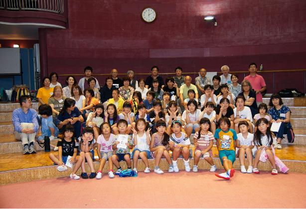 夏期学校(7・8月)